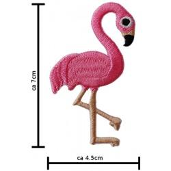 Aufnäher Termo Flamingo