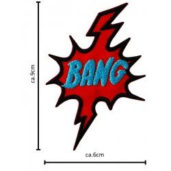 Aufnäher Termo Bang Blitz
